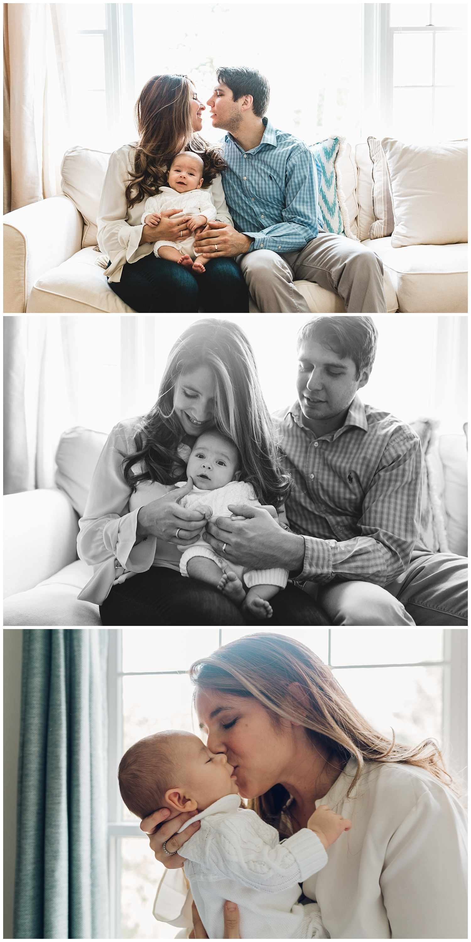 beautiful newborn session by laura barr photography