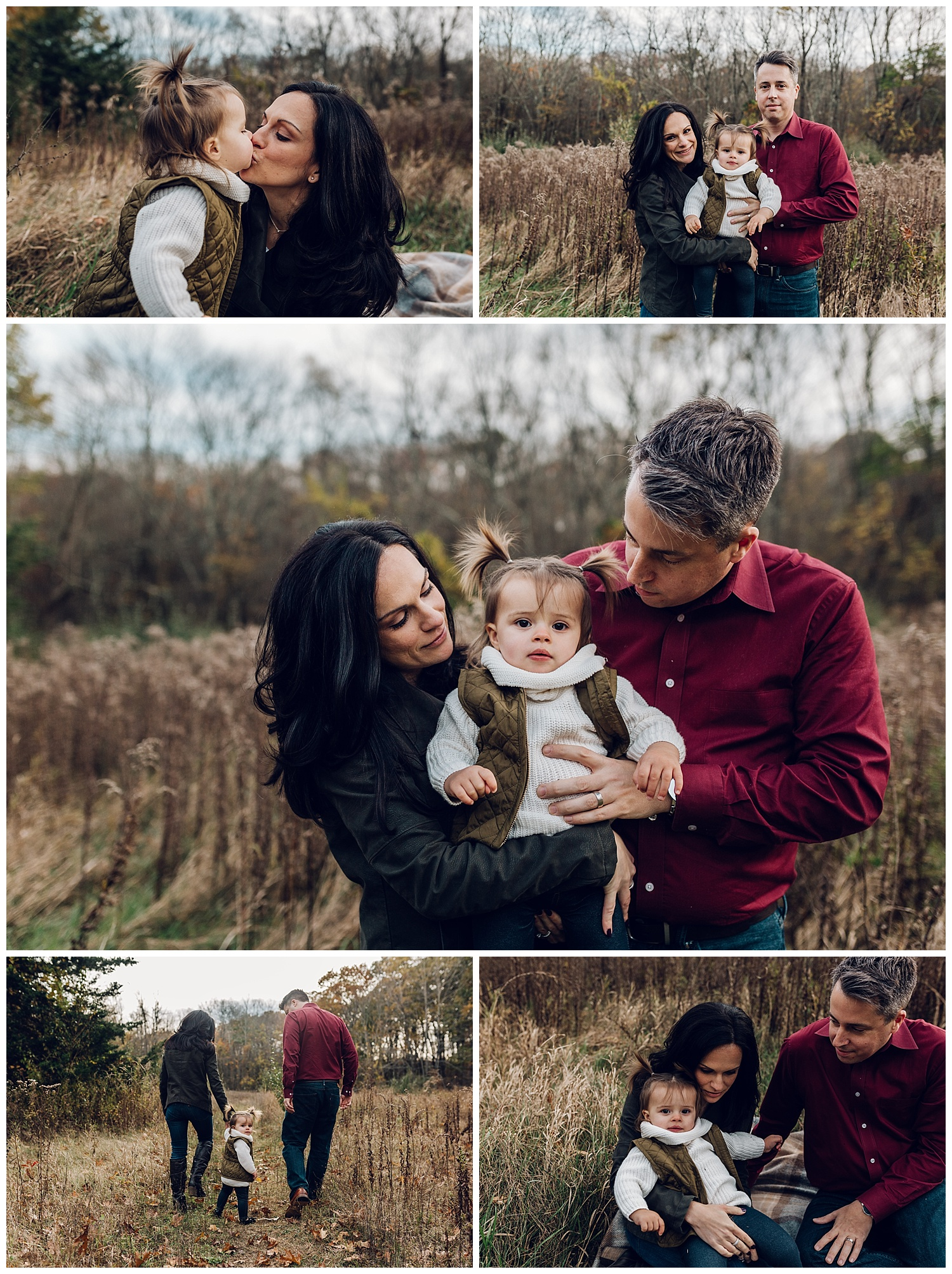 sweet family natural session