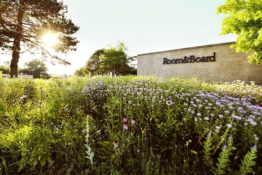 Room & Board corporate campus