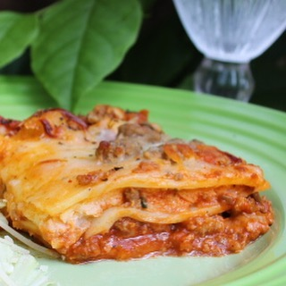 Add Kirkland's Italian Sausage and Beef Lasagna to your @costco shopping list! It is delicious and a great value. Check out the full review on the website. #lasagna #costco #easymeals #italianfood #dinnerideas #iamtiredofcooking