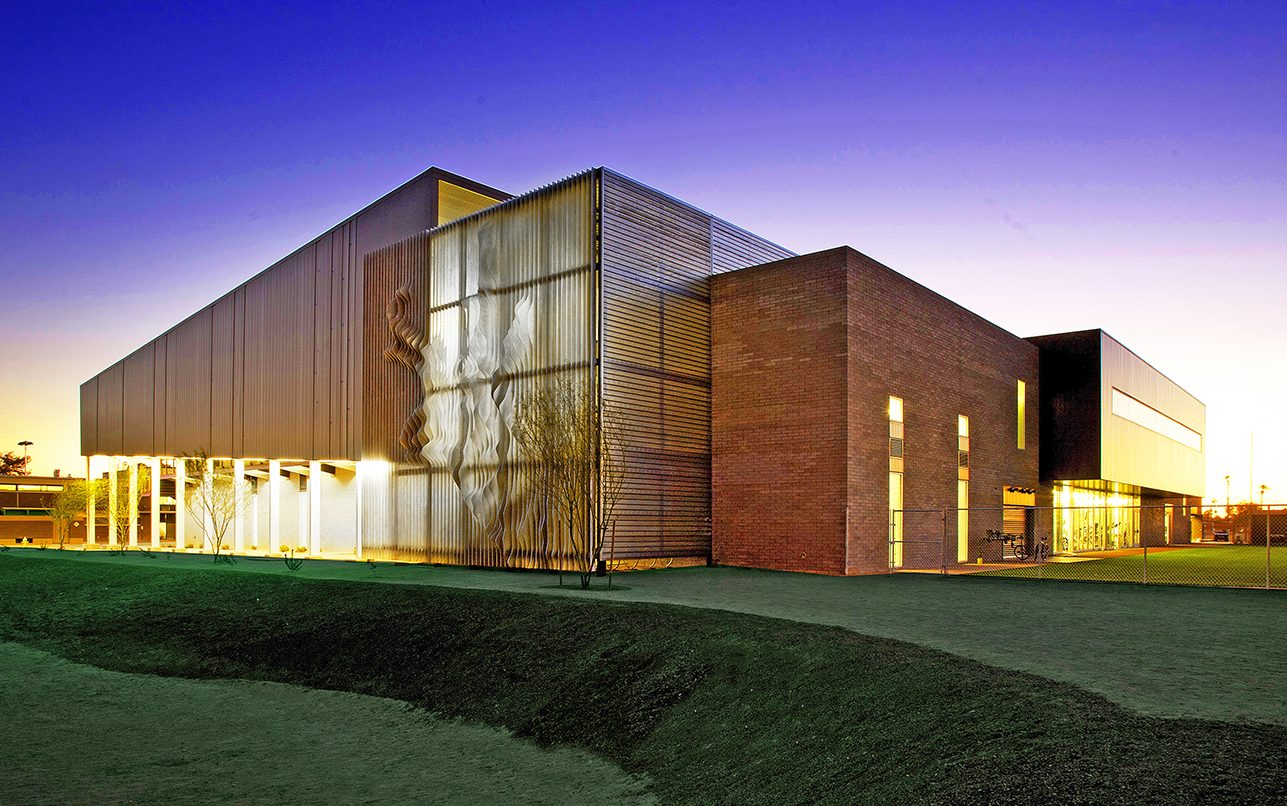 Grand Canyon University Recreation Center Architekton