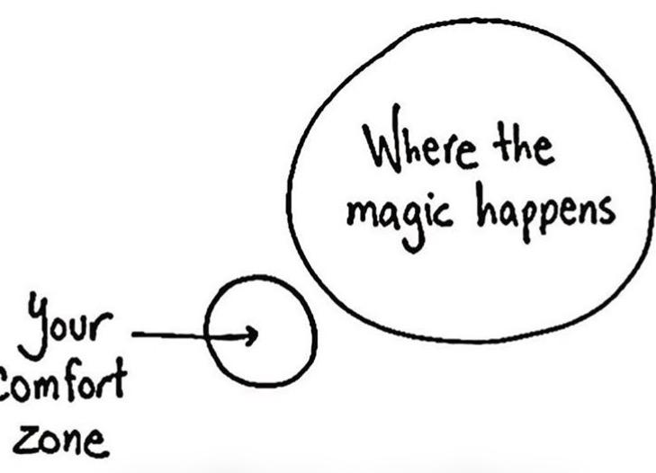 Live in the magic!
