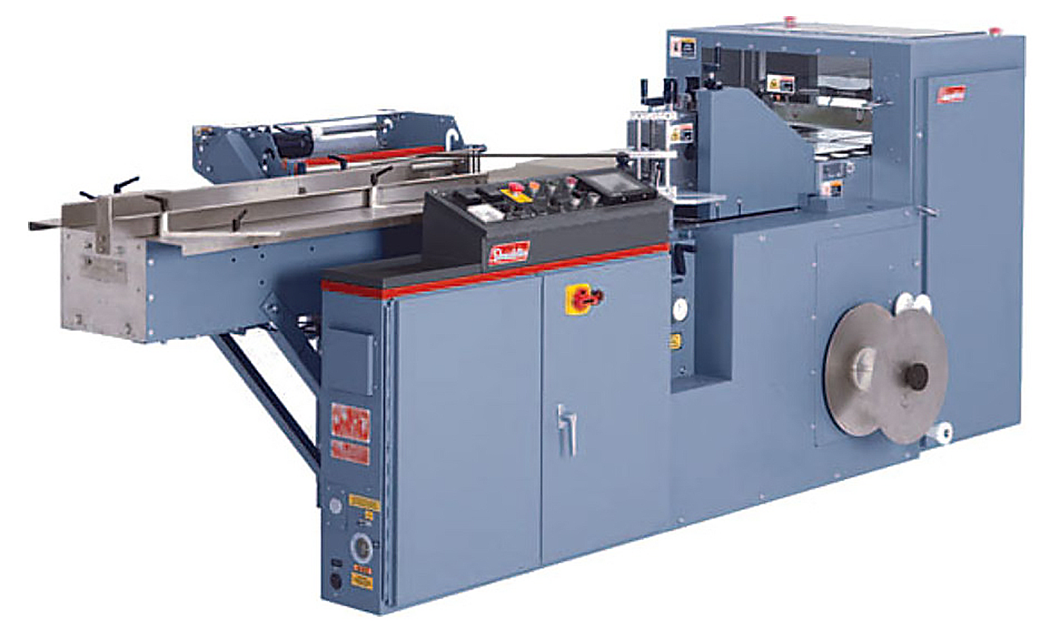 Shanklin® Hyspeed Series Equipment Crawford Packaging