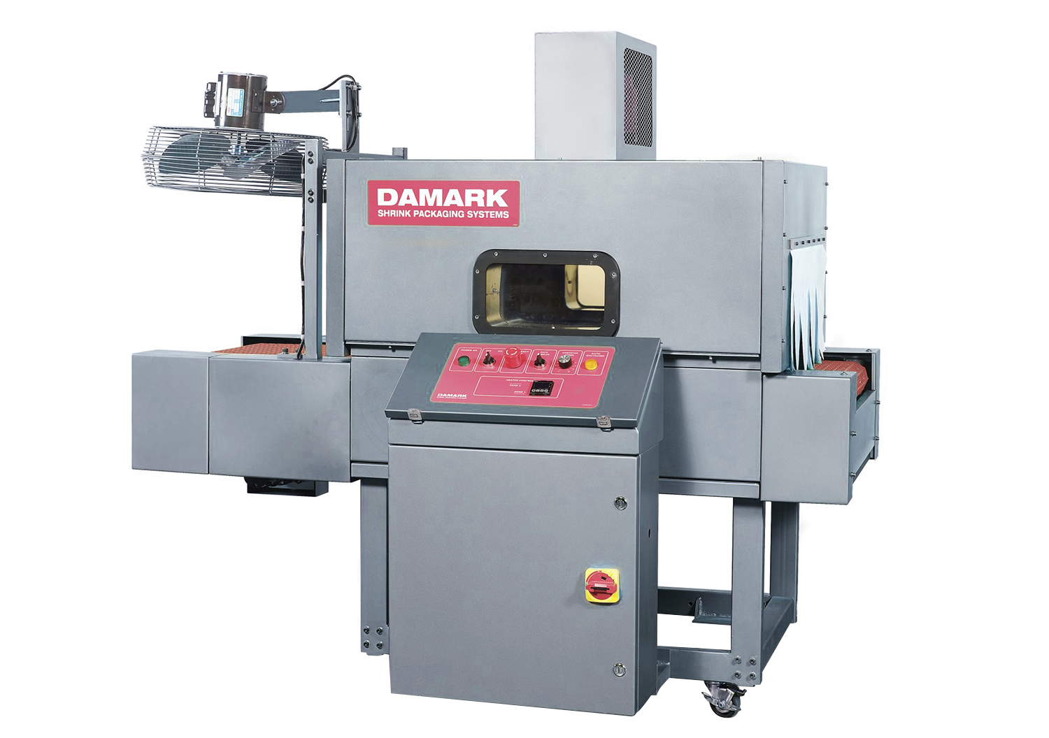 Damark Shrink Tunnel Shrink Wrap Machine