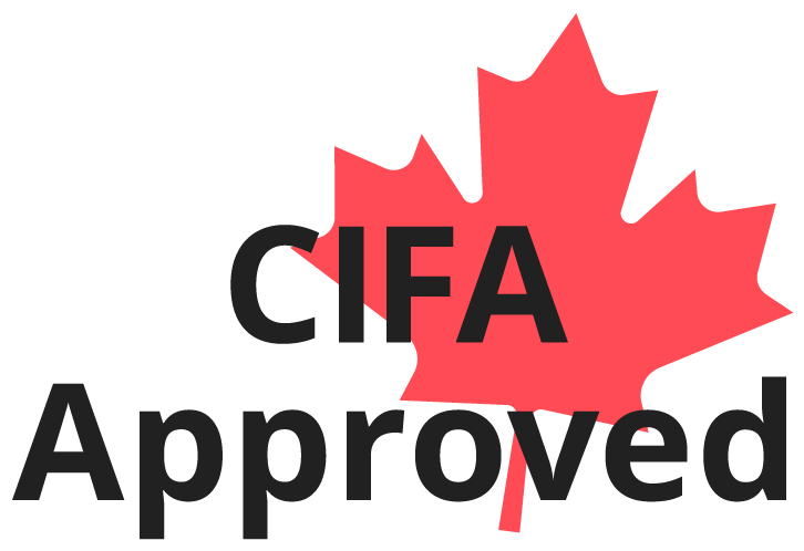 CIFA Approved Symbol