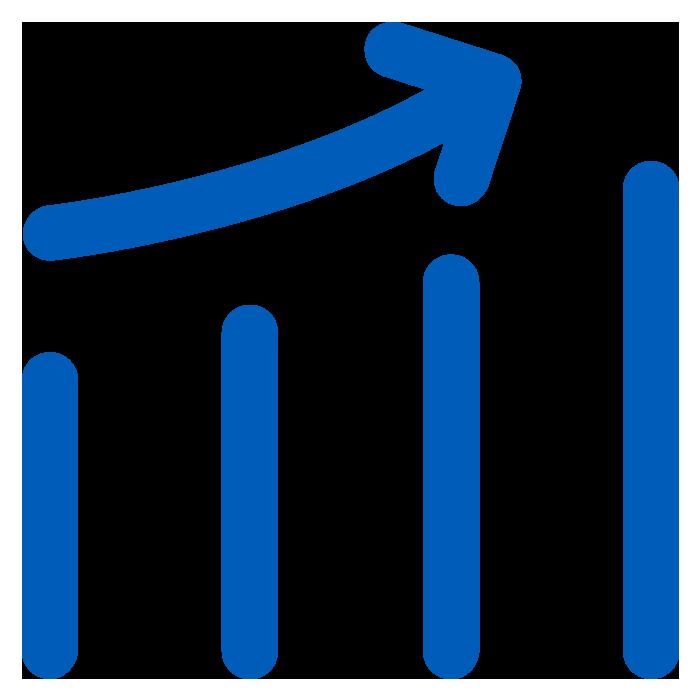 Increased Efficiency Icon