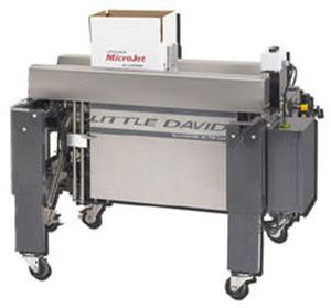 Loveshaw Little David CF-5 Semi-Automatic Case Erector