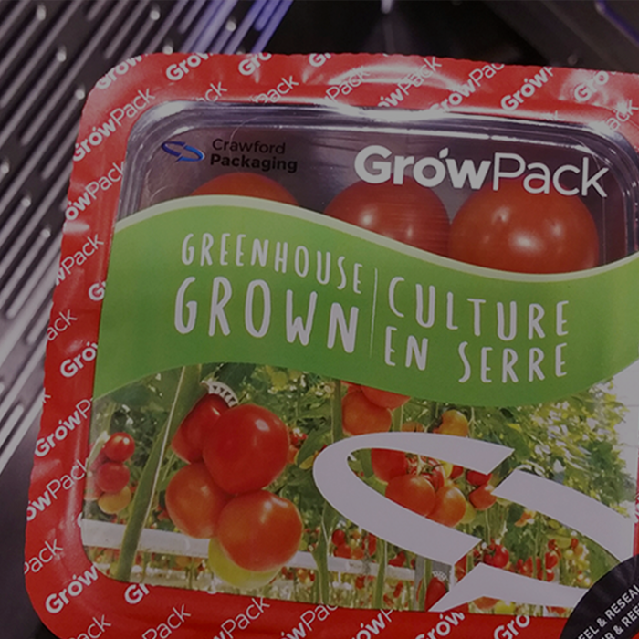 Produce Packaging - We have specialized produce packaging and machinery to help improve shelf life and impact.