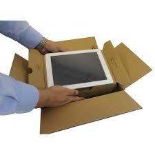 Sealed Air Korrvu Retention Packaging