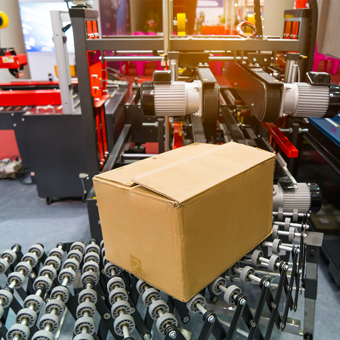 Automated Packaging -