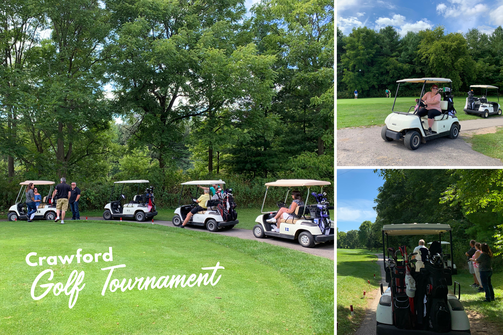 Crawford Golf Tournament in St. Marys
