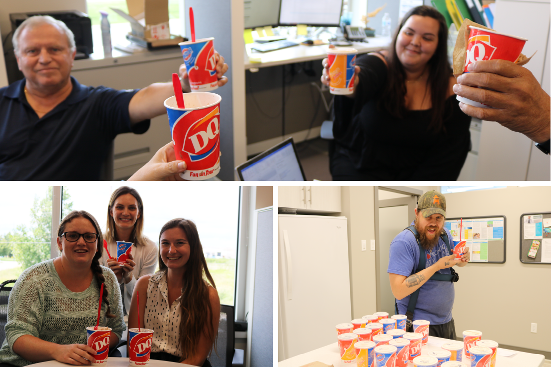 Crawford London Dairy Queen's Miracle Treat Day 2019