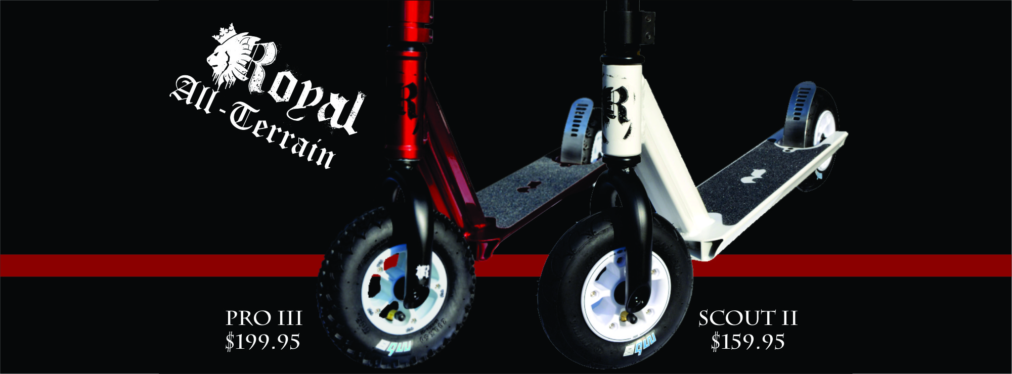 ROYAL SCOOTERS