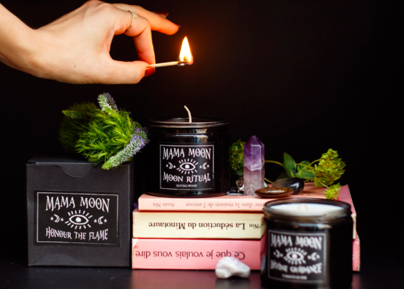 Mama Moon Candles featured in Where To Get It  - Interview with founder Semra Haksever; 'A Former Stylist Reveals The Ritual You Didn't Know You Needed'