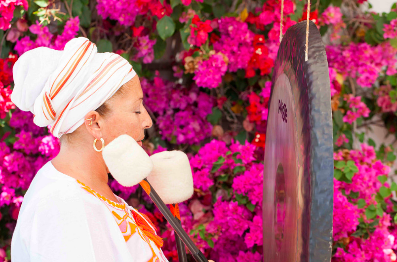 Image of Trish Whelan via  White Ibiza
