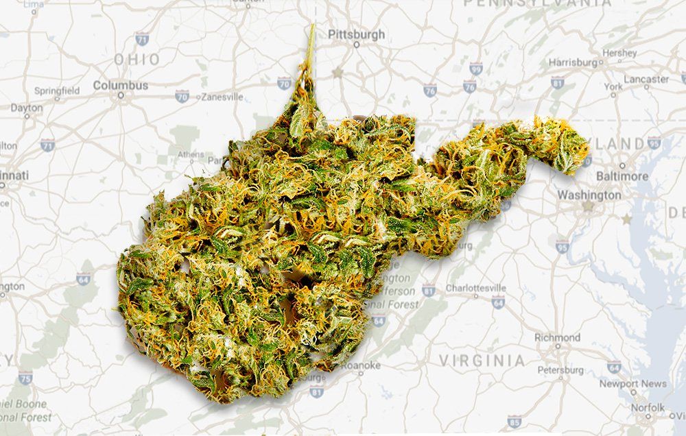 West Virginia - In 2017, Governor Jim Justice signed into law Senate Bill 386 that created the Medical Cannabis Act that allows for cannabis to be used for certified medical use by a West Virginia resident with a serious medical condition.
