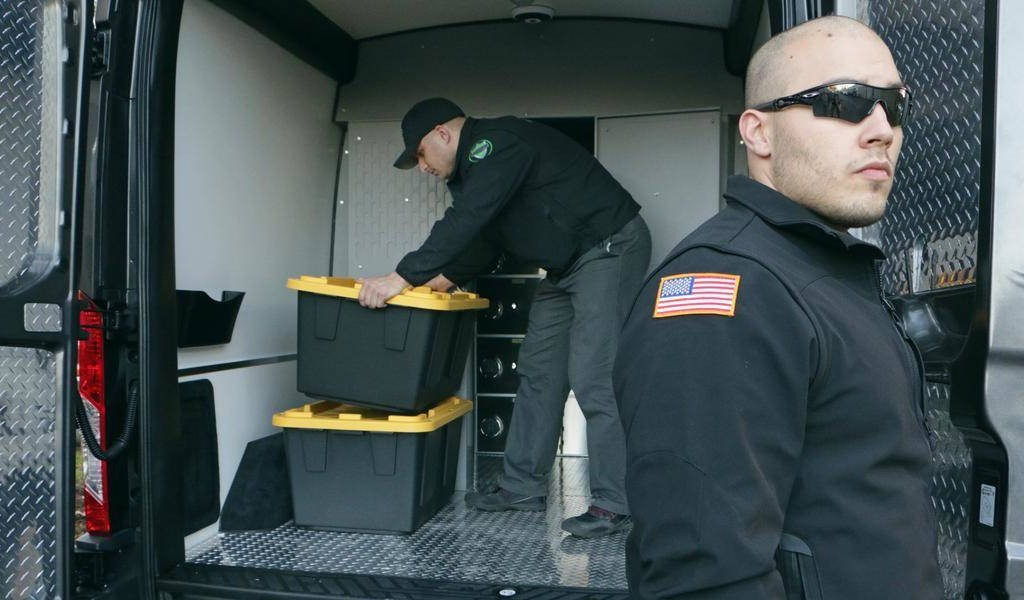 Medical Cannabis Secured Transport Facility