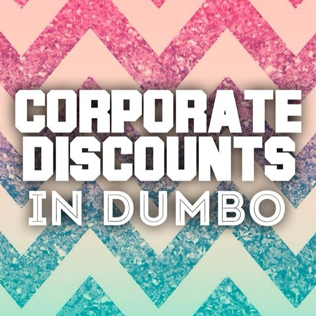 Our corporate discount program is live with exclusive benefits for your employees. DM us for details!