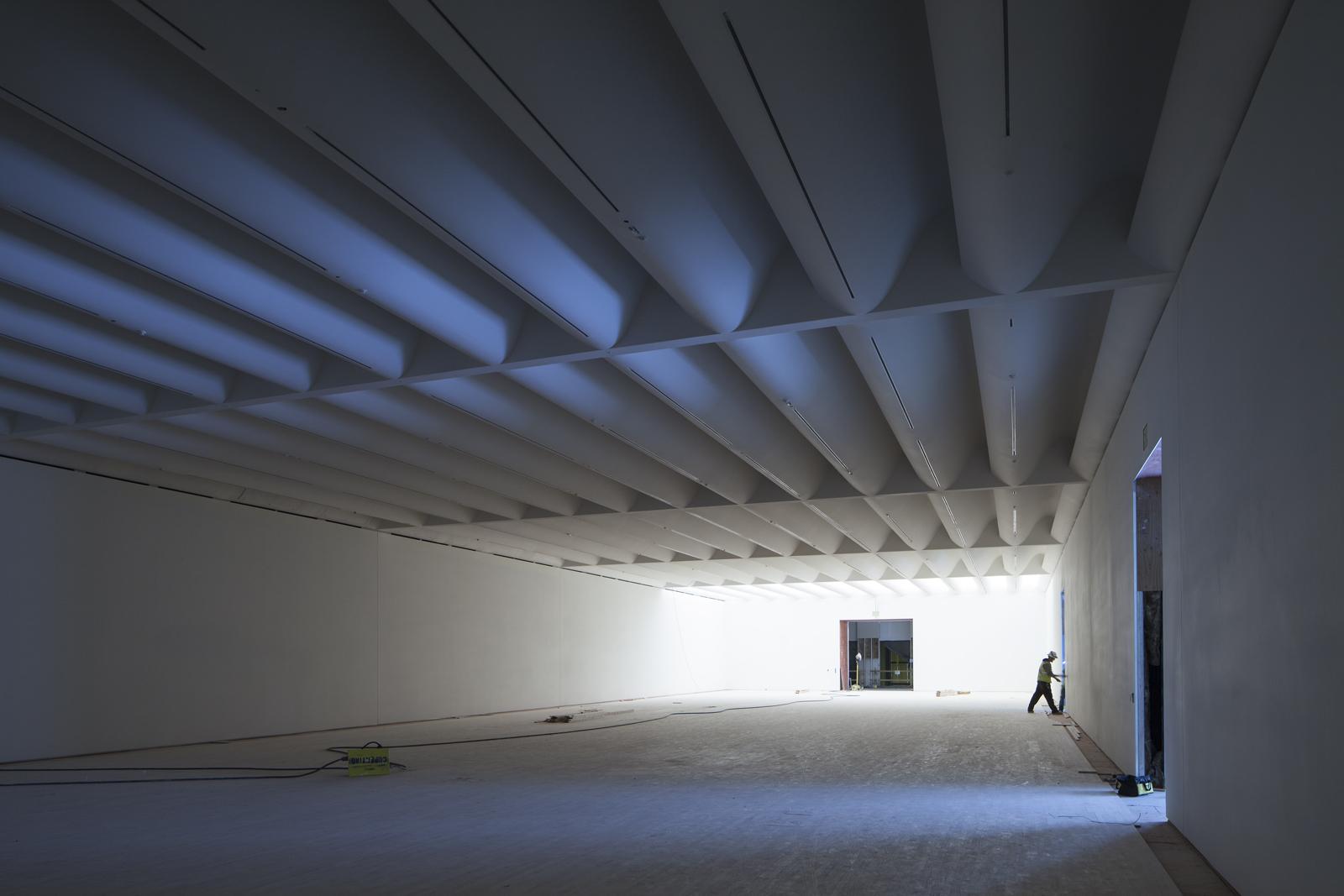 SFMOMA 5th floor gallery