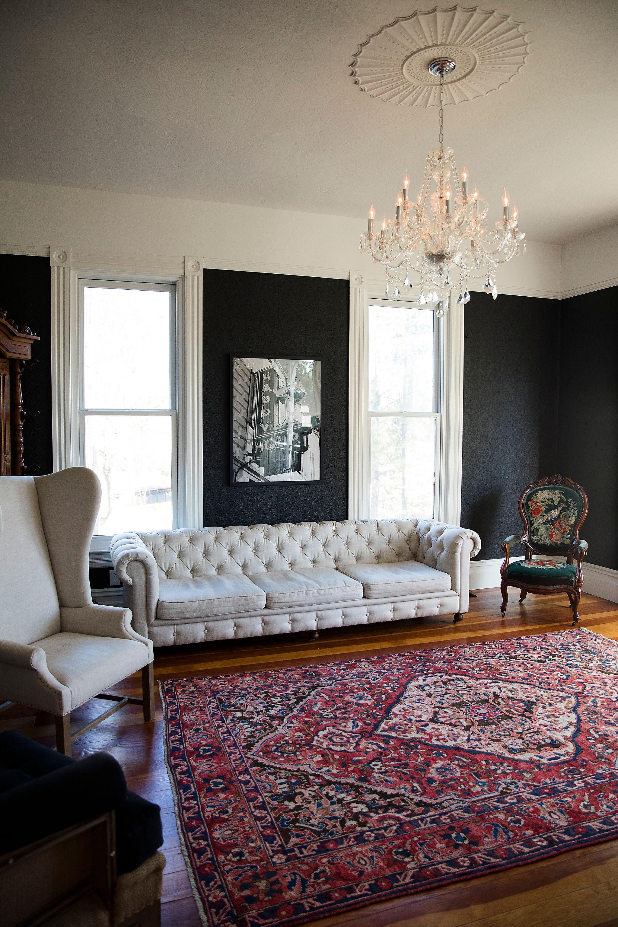 Park Victorian Main Living Room