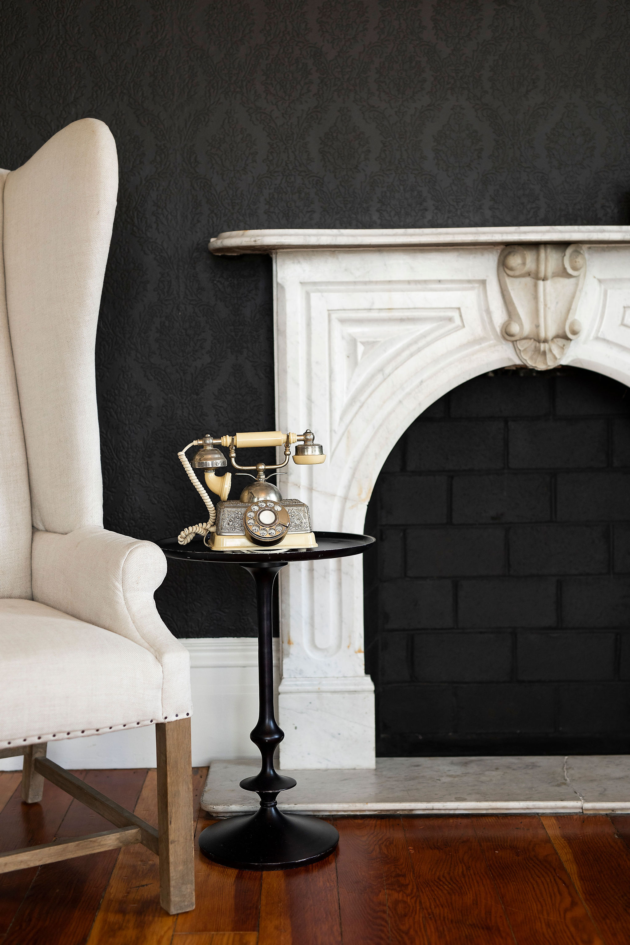 Park Victorian Fireplace