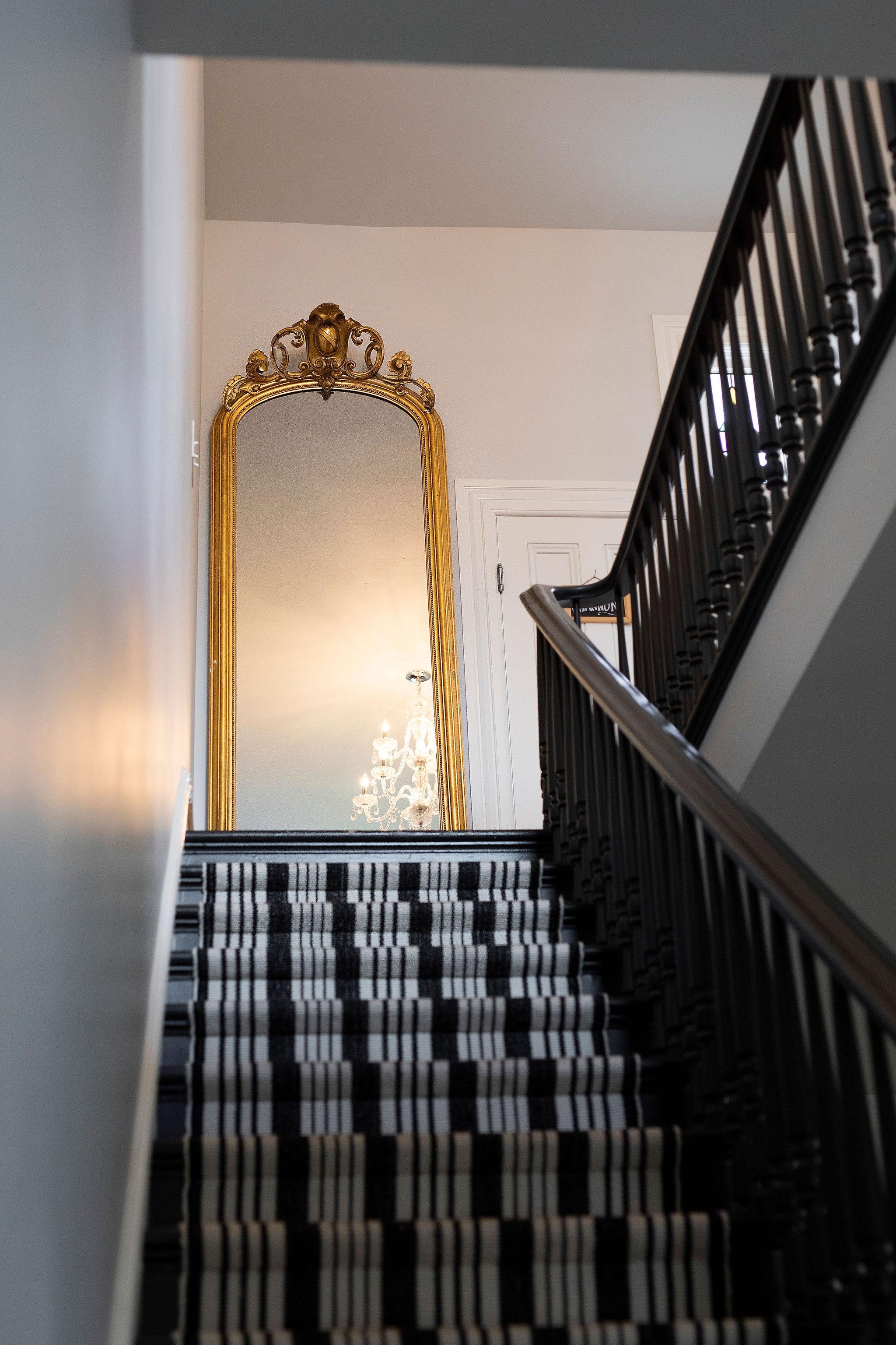 Park Victorian Stairway