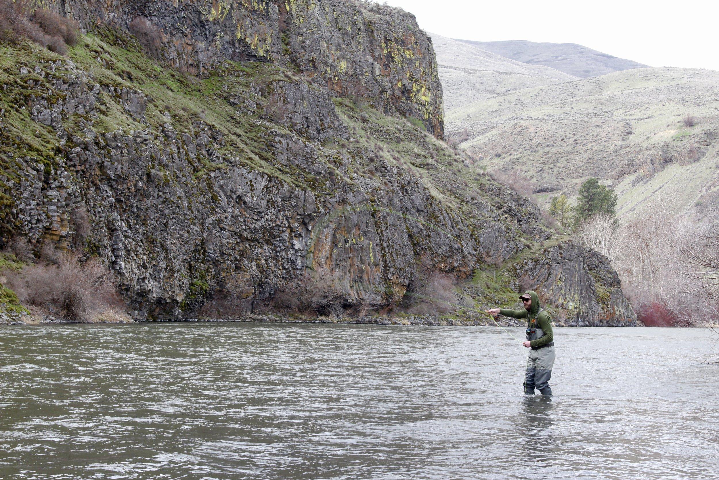Yakima River Canyon Fly Fishing