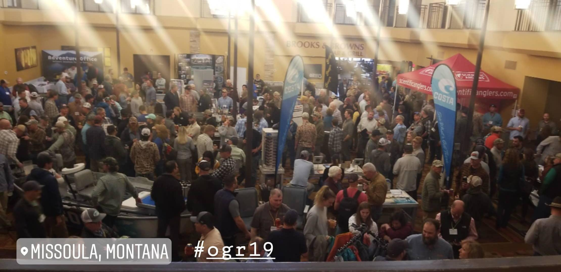 The Orvis Guide Rendezvous 2019