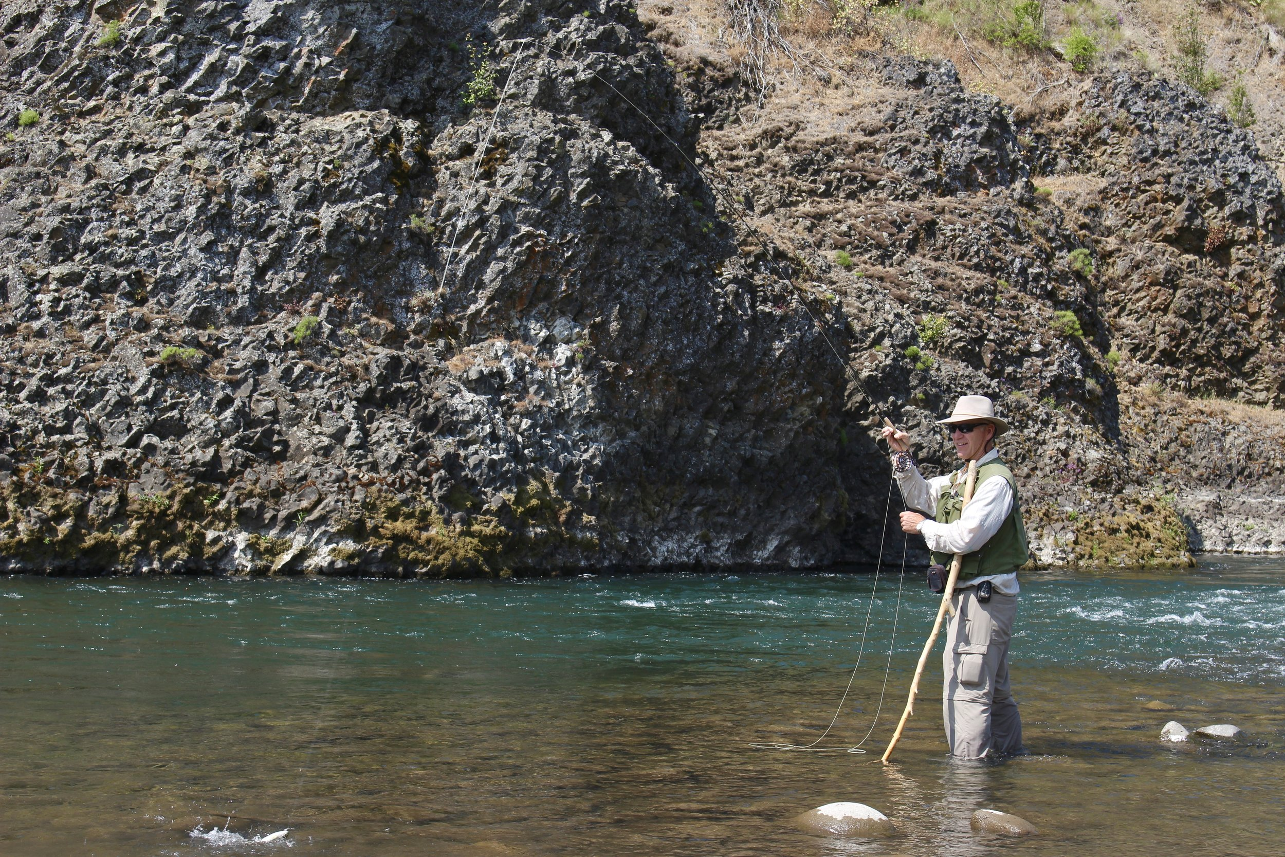 Naches River Fly Fishing - Naches River Fishing