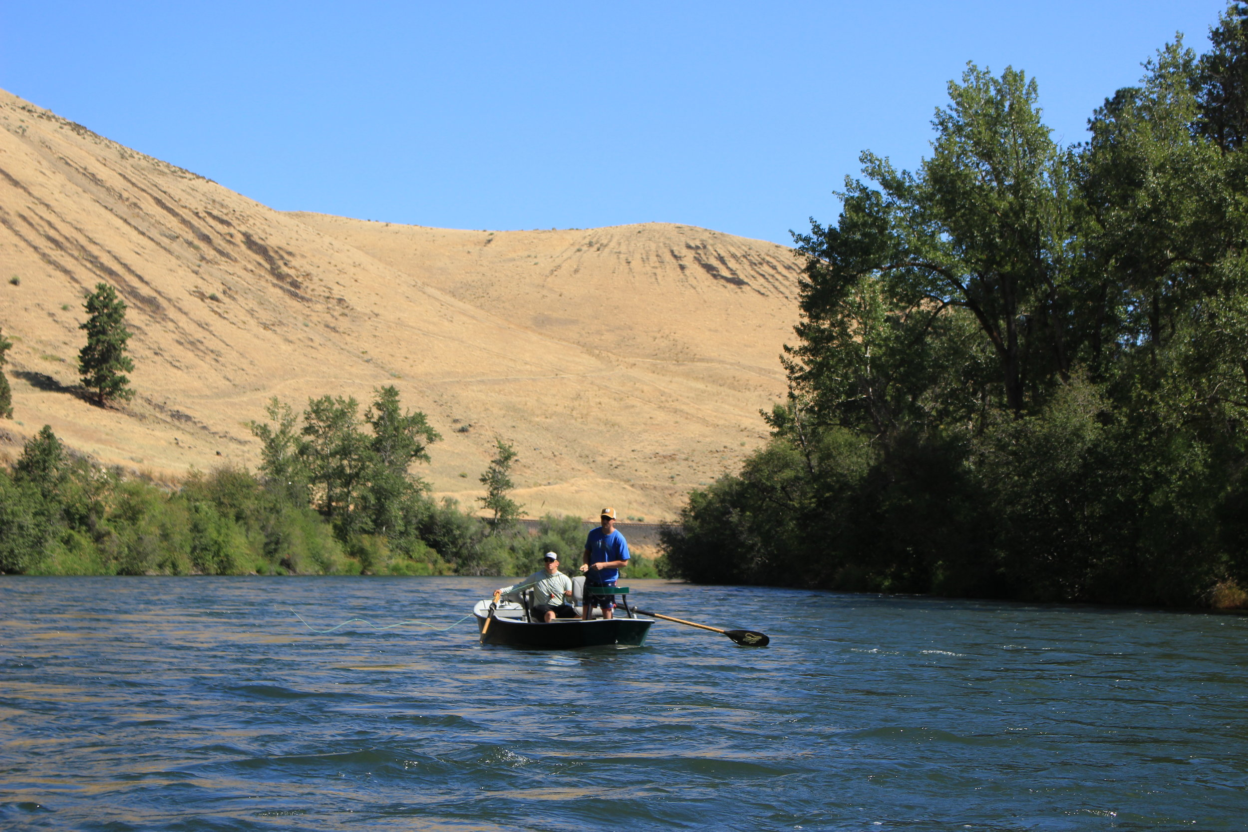 Yakima River Fly Fishing Report