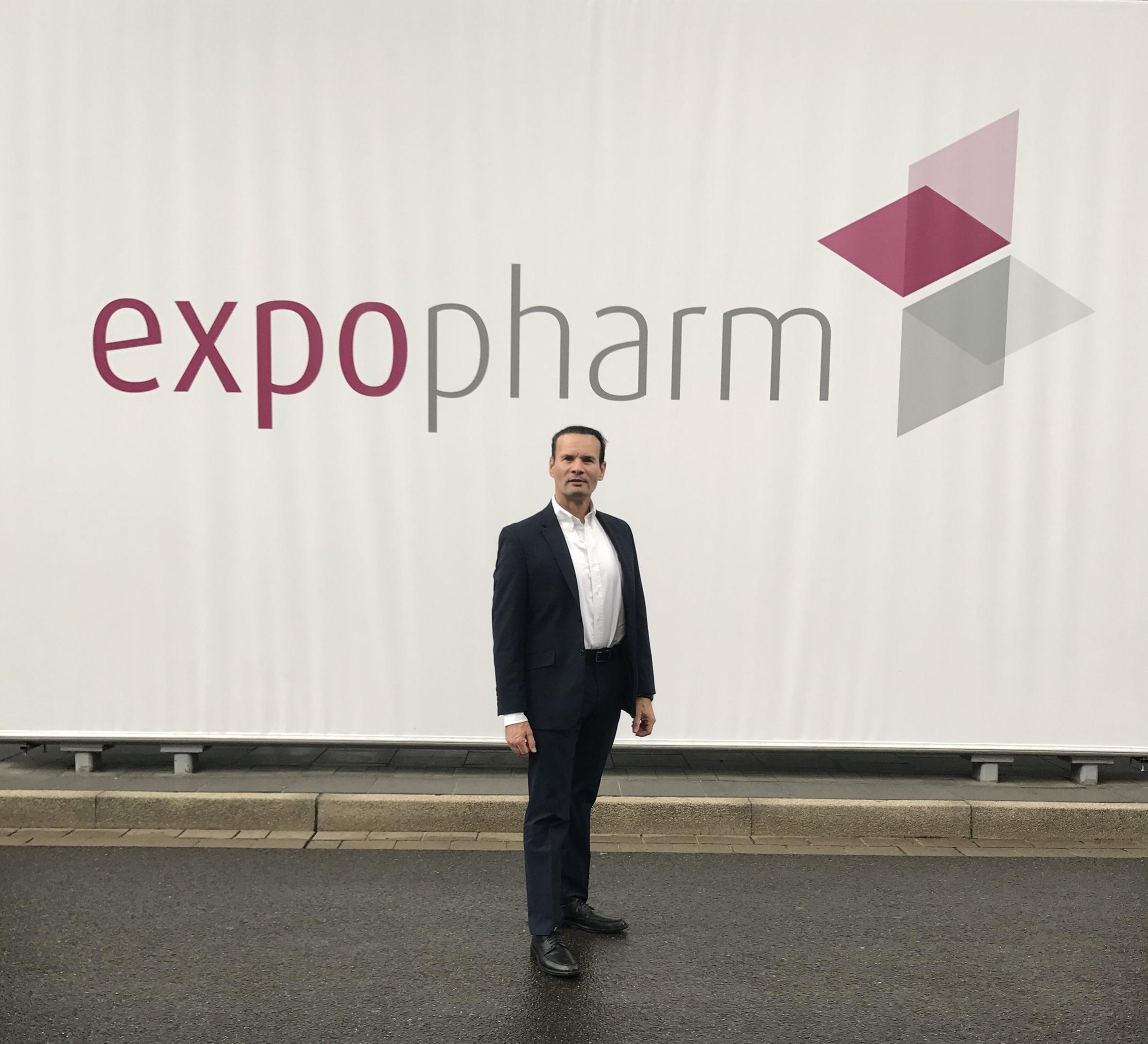2017_Rudy_LaVecchia_ExpoPharm_Conference