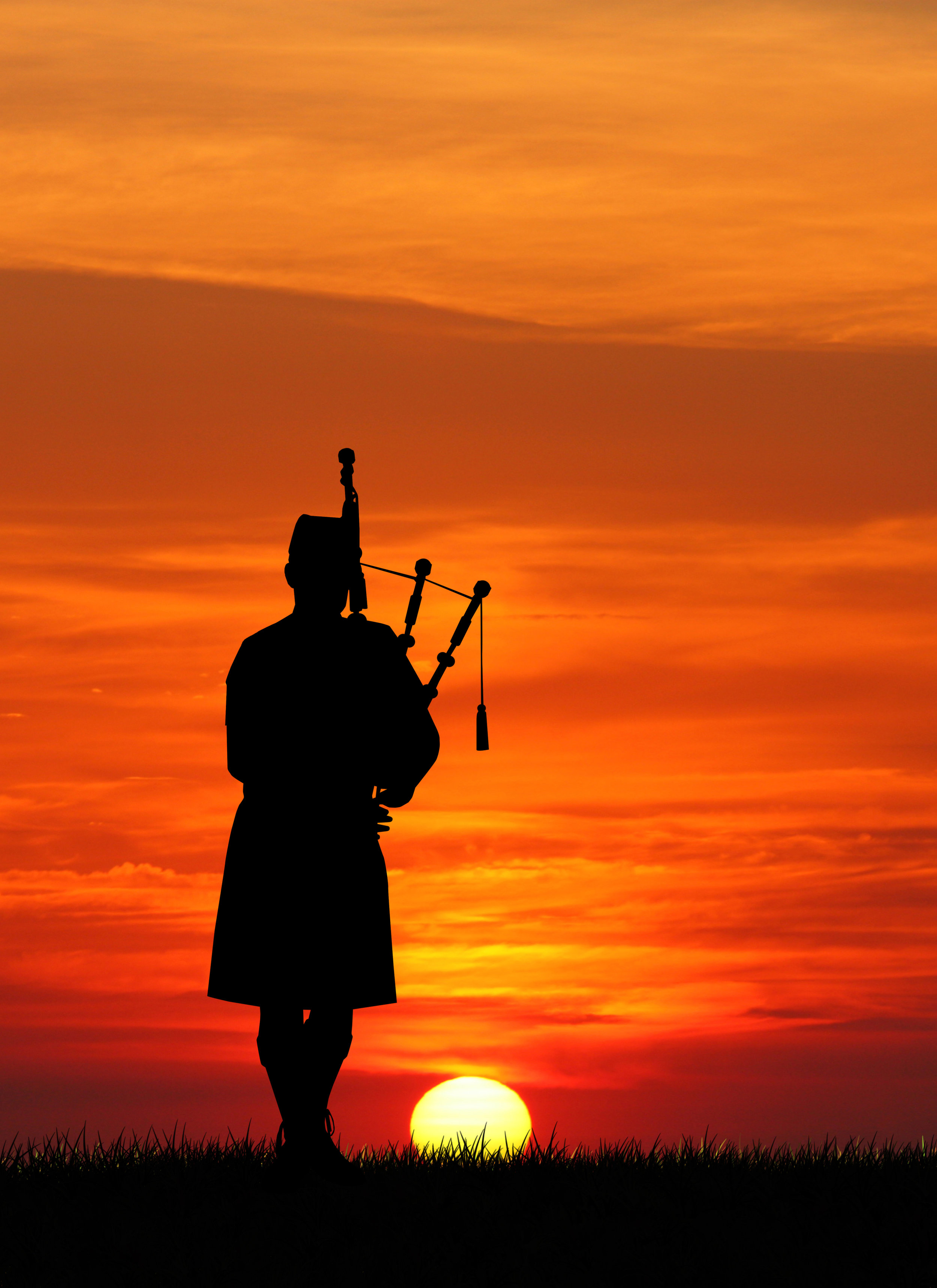 This is but one version of the history you will find others. We also suggest finding a Tartan of the Clan of St. Andrew or one that fits your local colors and mission.