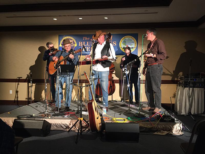 Joe Val Bluegrass Festival 2017 #2