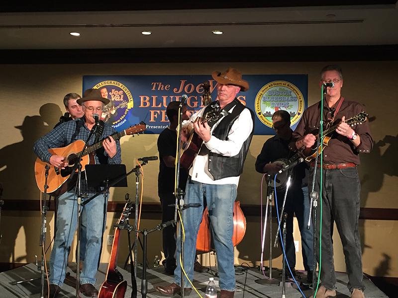 Joe Val Bluegrass Festival 2017 #1
