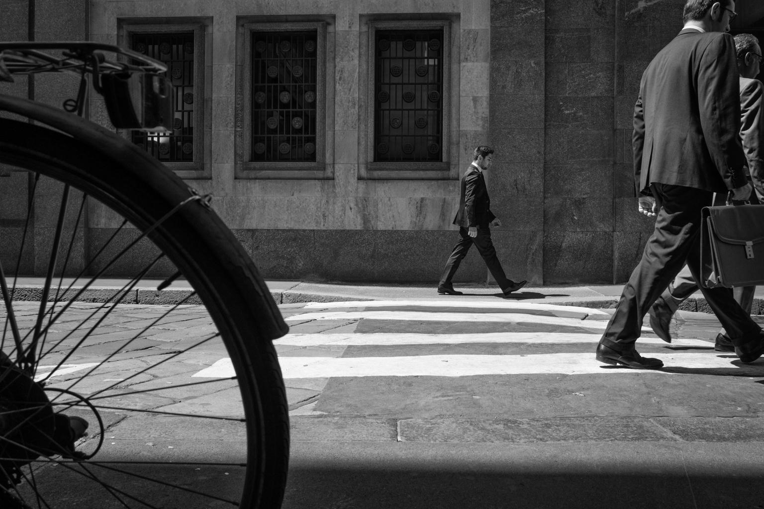 Leica Q Street Photography in Milano