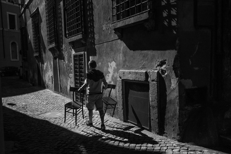 Street Photography Workshops Rome