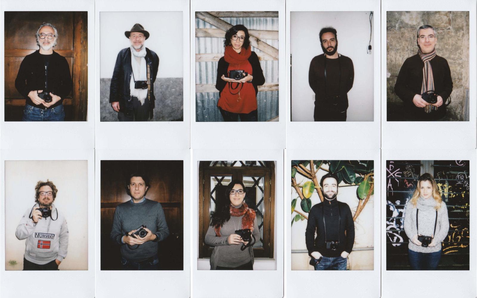 Our participants: Andrea Guarneri, Antonio Massara, Chiara Scattina, Fausto Brigantino, Gaspare Greco, Michele Cannavo, Piero Tranchida, Rosanna Moscato, Tony Filippone and Valerio Battaglia.