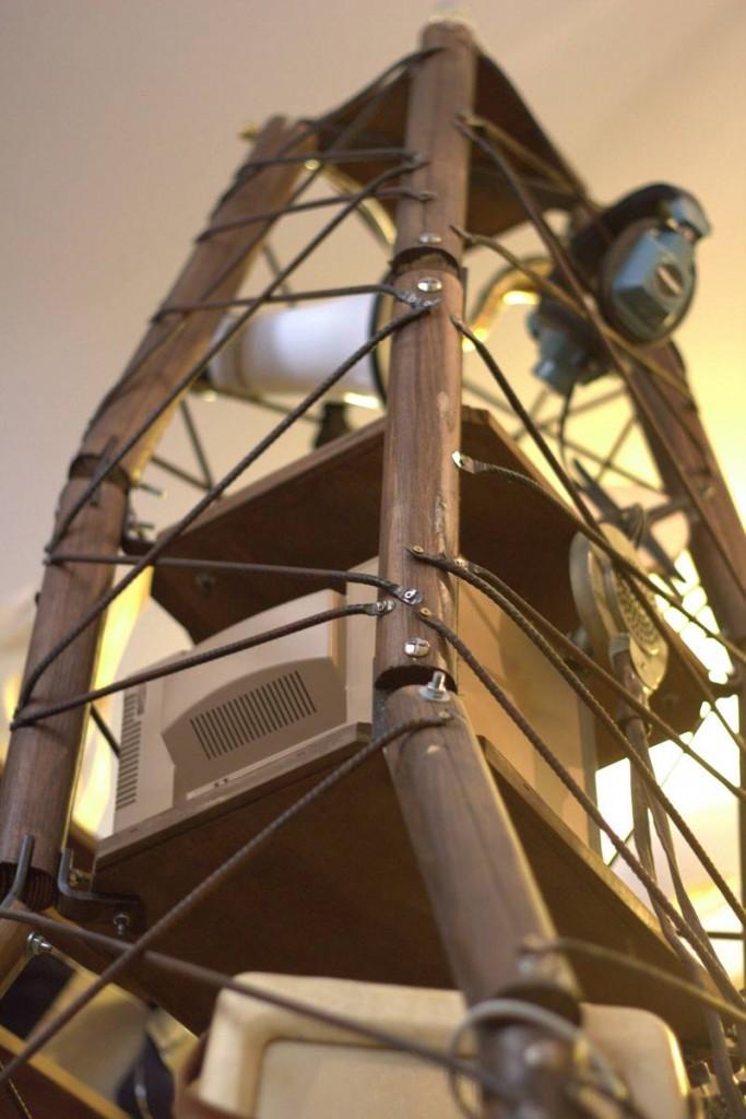 Mundolingua's Tower of Babel. Photo from    mundolingua.org   .