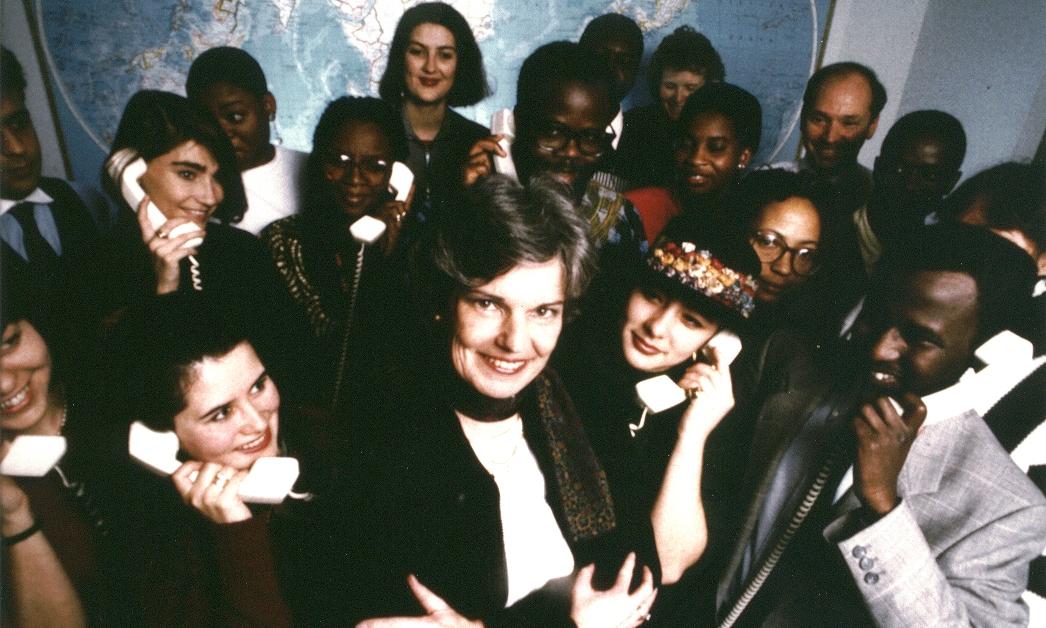 Language Entrepreneurship: Q & A with Kathleen Diamond -