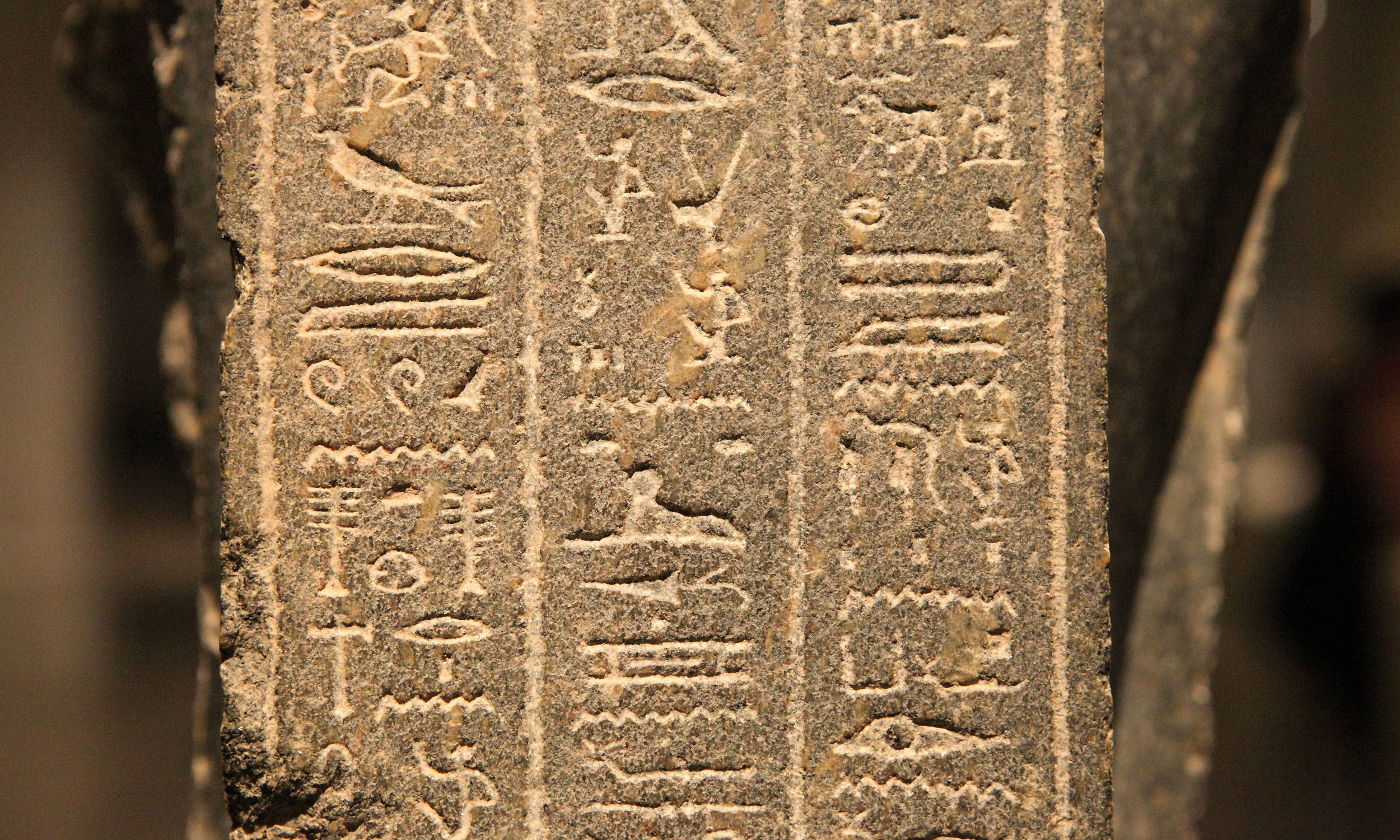 Hieroglyphs: Emojis of the Ancient World? Not Quite -
