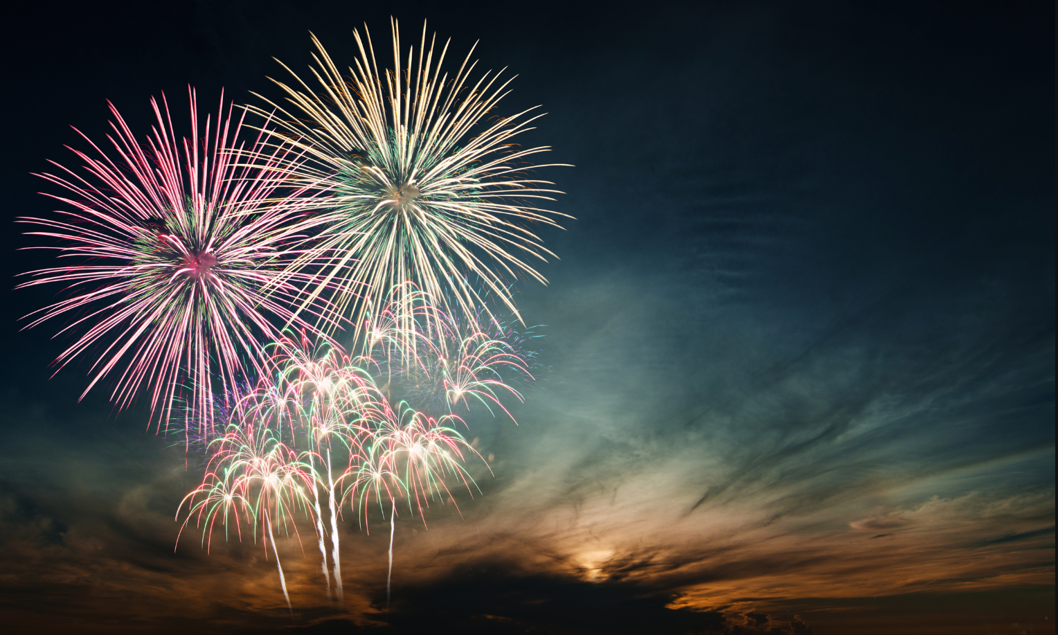 Five Firework Words to Light Up Your Celebrations -