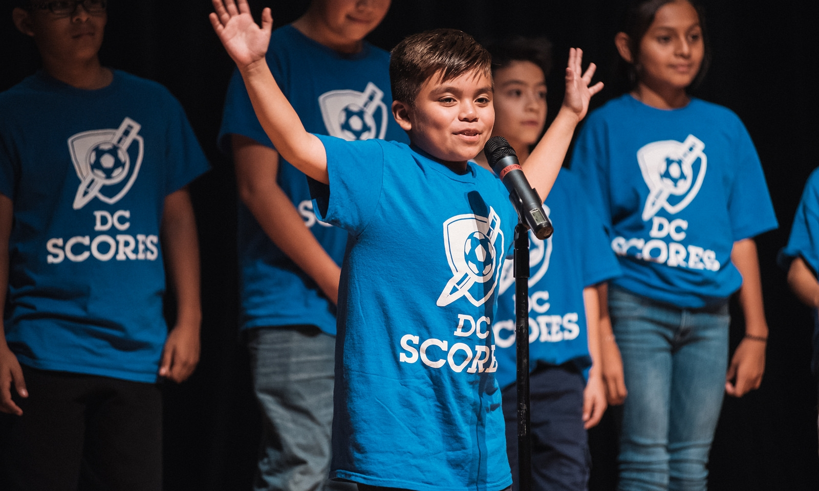 When Soccer and Poetry Meet, Kids Succeed: Q & A with DC SCORES -