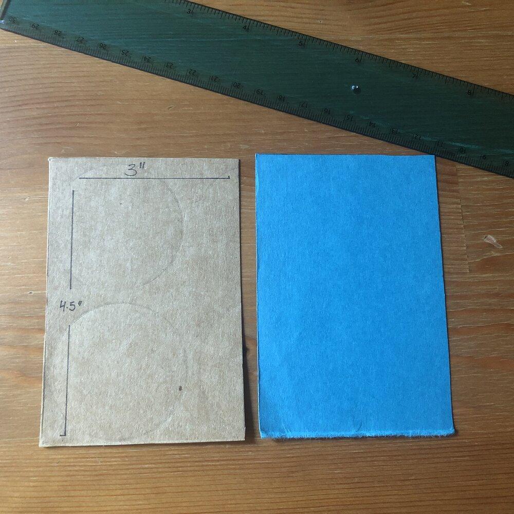 Cardboard covers