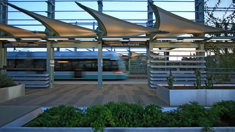 METRO LIGHT RAIL STATIONS