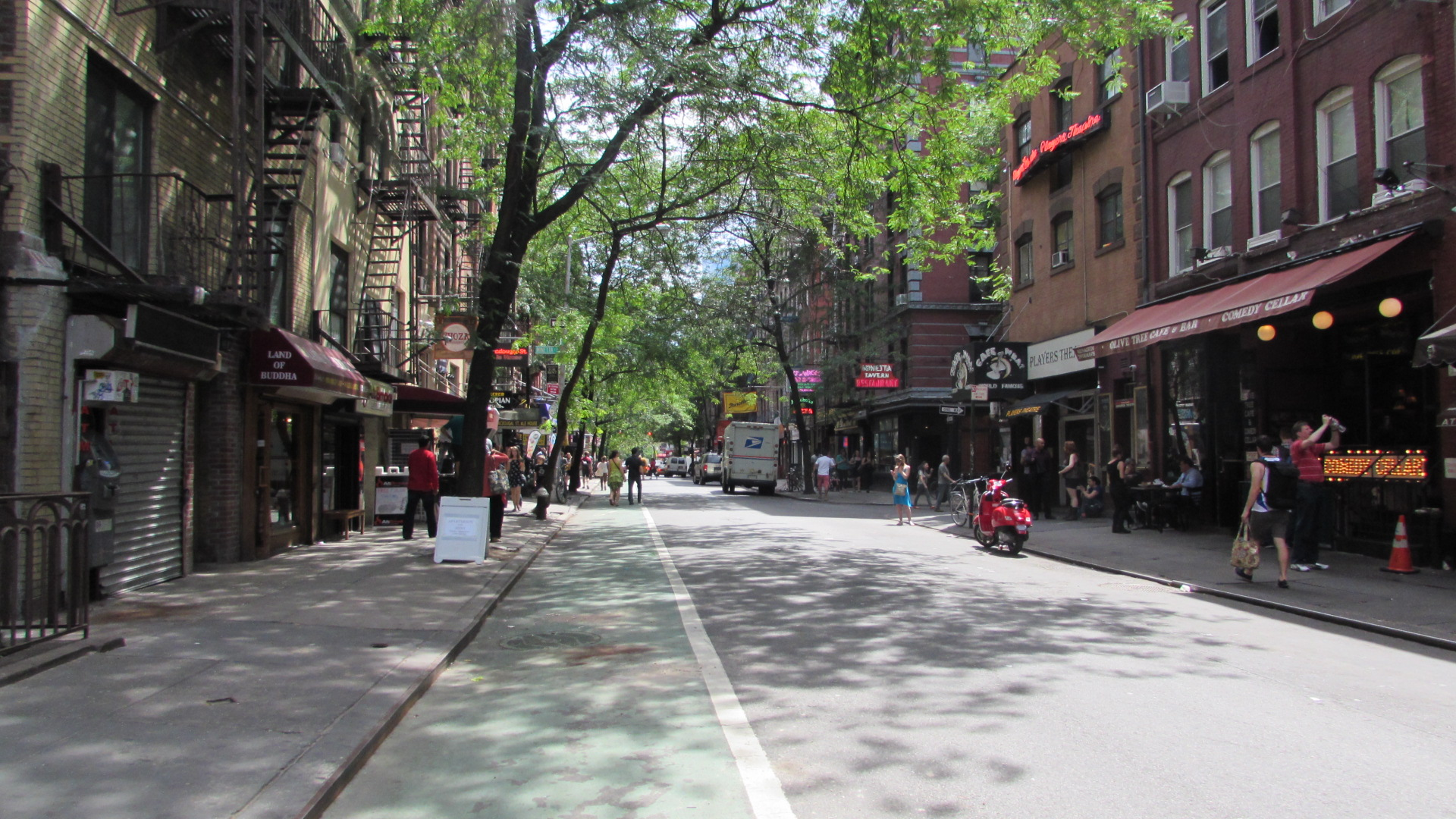 PRIOR HOLDING    Manhattan, NY    Several residential and retail properties located in the heart of Greenwich Village that were renovated and sold