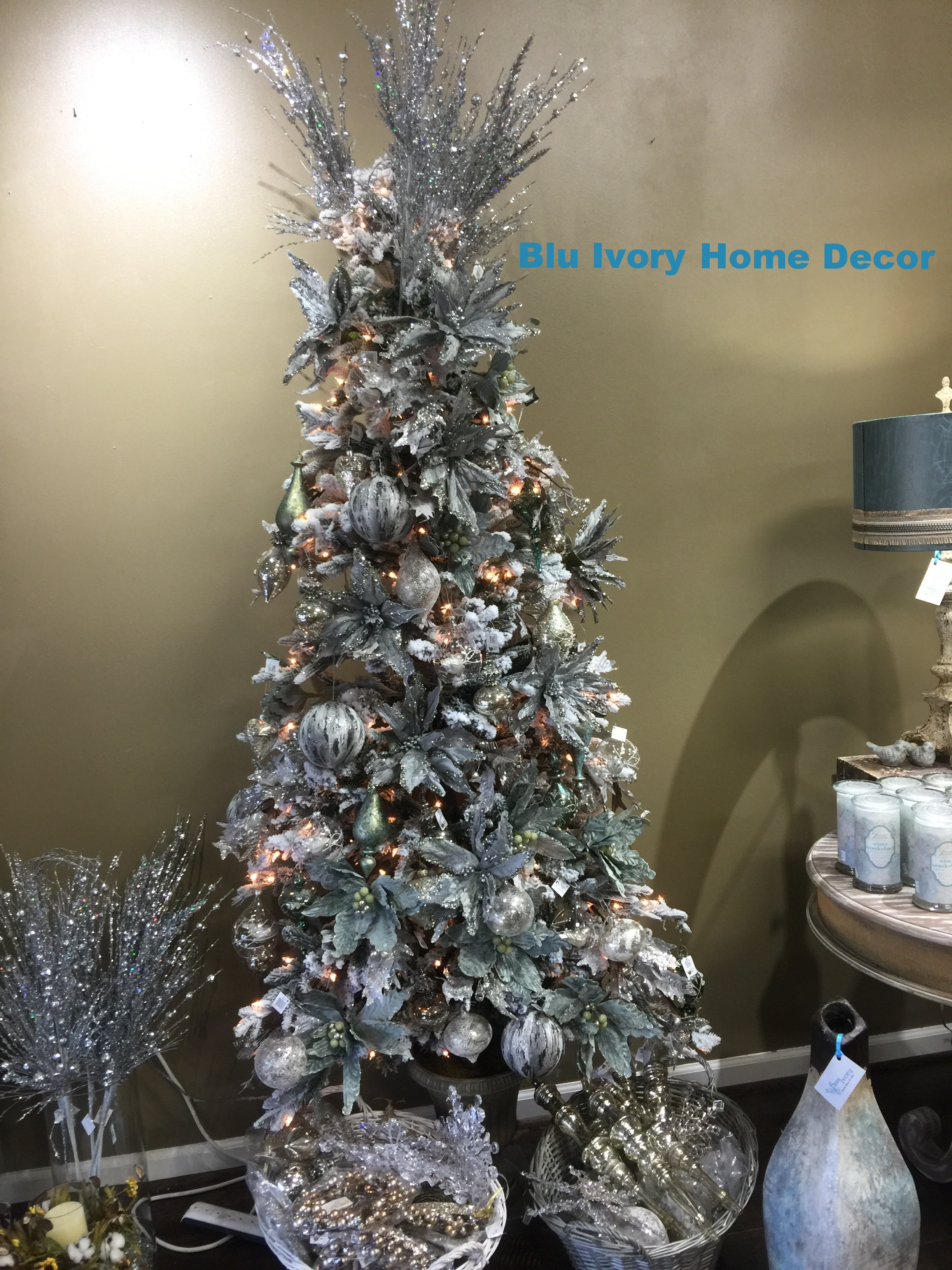 This tree is available at our location Blu Ivory Home Decor