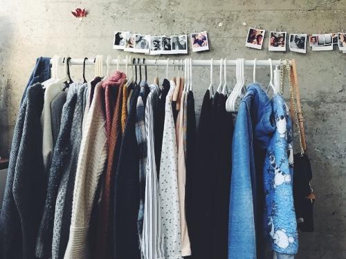Clothes Photo by Shanna Camilleri on Unsplash