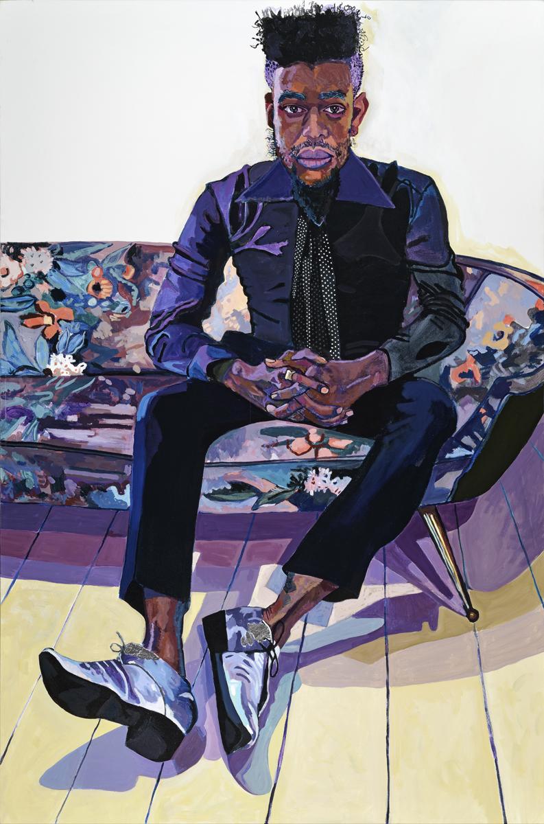 Rashad Walters, Barneys NYC, 4th Floor