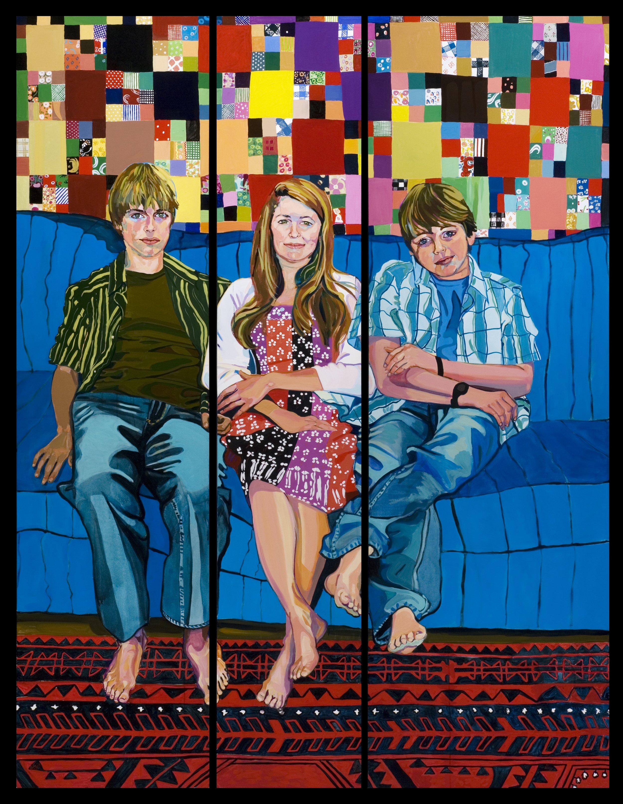 Norris triptych