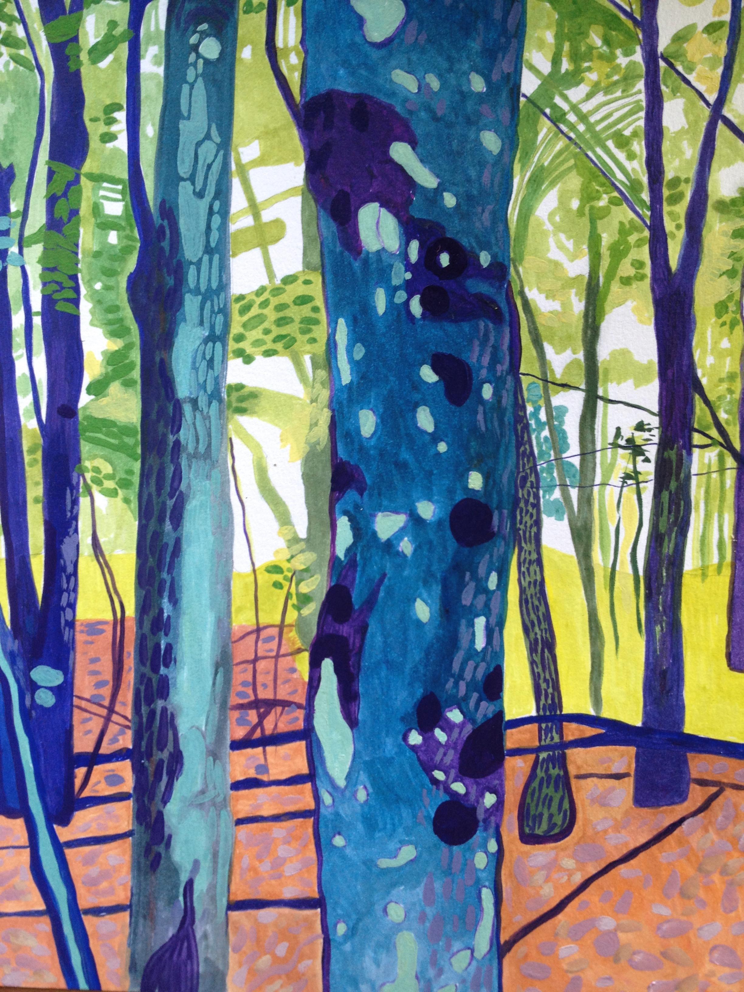 Forest Meditation 1